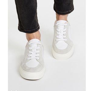 Vince Kess Sneaker in Horchata white size 7